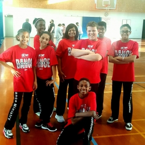 iDance Ministtry - Dance 2017 Demonstration and Basketball Scrimmage with Special Olympic Athletes of Central Virginia.