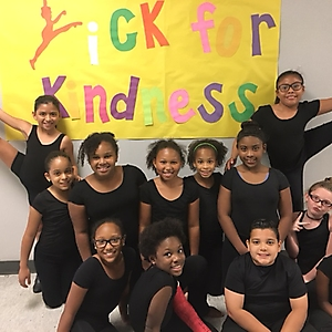 2016 Carter Academy Dance Company dancers 3rd & 4th grade. - 2